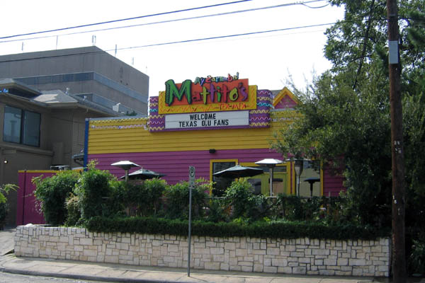 Mattitos Mexican Restaurant - Restaurants, Reception Sites, Rehearsal Lunch/Dinner, Attractions/Entertainment - 3011 Routh St, Dallas, TX, United States